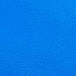 Cuir Bleu Grainé